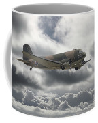 Dc3 Dakota   Workhorse Coffee Mug by Pat Speirs