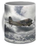 Dc3 Dakota   Workhorse Coffee Mug by Pat Speirs