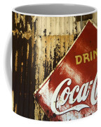 Drink Coca Cola  Memorbelia Coffee Mug