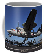 E2c Hawkeye Coffee Mug