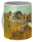 Farmhouse In Provence Coffee Mug