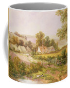 Farmyard Scene Coffee Mug