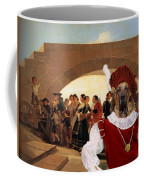 Fila Brasileiro Art Canvas Print - La Noce Coffee Mug