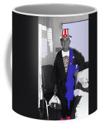 Film Homage Lee Marvin  Hell In The Pacific 1968 Russell Short  July 4th Tmc Tucson 1990-2011  Coffee Mug