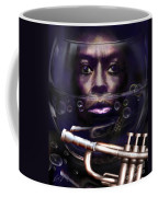 Fish Bowl Of Miles  Coffee Mug by Reggie Duffie