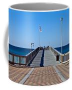 Fishing Pier Coffee Mug