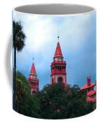 Flagler College St Augustine Fl Coffee Mug