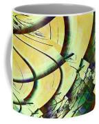 Fragmentation Coffee Mug