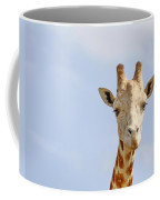 Friendly Giraffe Coffee Mug