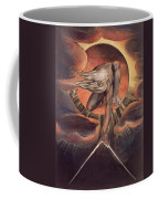 Frontispiece From 'europe. A Prophecy' Coffee Mug by William Blake