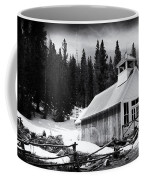 Ghost Town Church Coffee Mug
