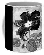 Hibiscus Art Coffee Mug