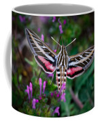 Hummingbird Moth Print Coffee Mug