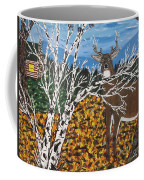 Hunter's Deer Camp Coffee Mug
