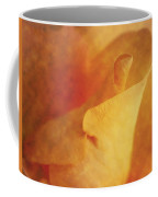 Impression Of A Yellow Rose  Coffee Mug