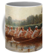 In The Golden Days Coffee Mug by Hugh Goldwin Riviere