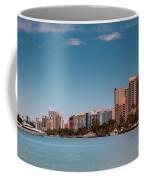 Indian Creek Canal Millionaires Row Coffee Mug
