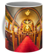 Interior Of  Holy Trinity Gre Coffee Mug