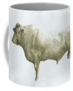 Islay Bull Coffee Mug by Lincoln Seligman
