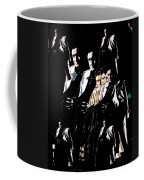 Johnny Cash Multiplied  Coffee Mug