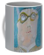 John's Dad Seeing Babies Born Coffee Mug by Nancy Mauerman