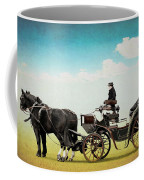 Journey Into The Past Coffee Mug