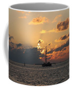 Marelous Key West Sunset Coffee Mug