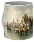 Kieler Canal Coffee Mug