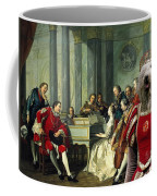 Komondor Art Canvas Print - Sextet Coffee Mug