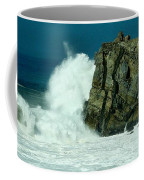 Lady Of Mugu Rock 1  Coffee Mug