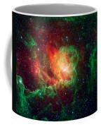 Lagoon Nebula Coffee Mug