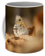 Lattice Brown Kirinia Roxelana Coffee Mug