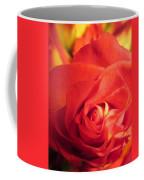 Layers In Red Coffee Mug