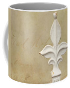 Letters From France Coffee Mug