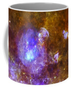Life And Death In A Star-forming Cloud Coffee Mug by Adam Romanowicz