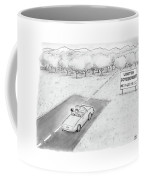 Limited Government Coffee Mug by Paul Noth
