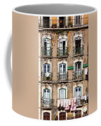 Lisbon - 18th Century Facade  Coffee Mug