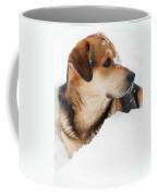 Look More Snow Coffee Mug