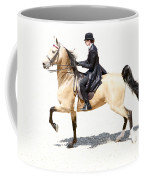 Lovely Gaited Buckskin  Coffee Mug