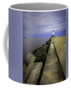 Ludington  Light House Michigan Coffee Mug