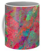 Magenta Poppy Rock Coffee Mug