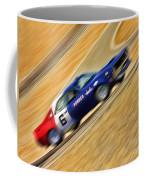 Mark Donohue 1970 Amc Javelin Coffee Mug
