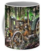 Mccormick Deering Tractor Coffee Mug