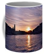Mia Pervinca Murano Sunset  Coffee Mug