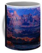 Needles Overlook  Coffee Mug