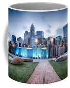 New Romare-bearden Park In Uptown Charlotte North Carolina Earl Coffee Mug