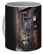 Nyc Designer's Dungeon Door Coffee Mug