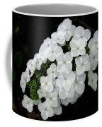Oak Leaf Hydrangea Coffee Mug