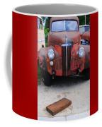 Old Old Car Coffee Mug