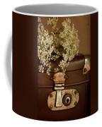 Old Suitcase Coffee Mug
